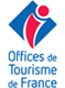 logo des Offices de Tourisme de France bi-color